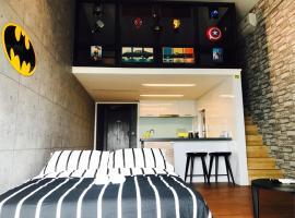 Luxury Marvel Loft Studio