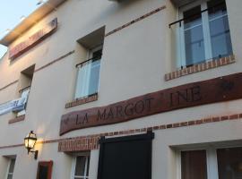 La Margot'ine, Montrieux-en-Sologne (рядом с городом La Marolle-en-Sologne)