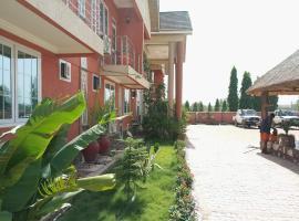 Mum Hotel, Tamale (рядом с городом Yapalsi)