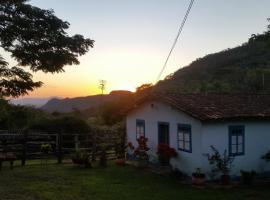 Sítio Lavras do Abade, Pirenópolis (Cocalzinho de Goias yakınında)