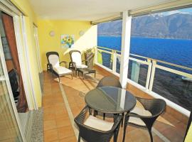 Residenz Acapulco App 8500, Moscia (Ronco sopra Ascona yakınında)