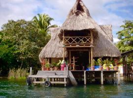 Vacaciones Río Dulce, Ливингстон (рядом с городом Кастильо-де-Сан-Фелипе)