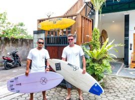 Medewi Hady SurfCamp, プルカン