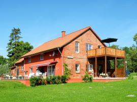 Ferienwohnung TITA 100S, Zaschendorf (Thurow yakınında)