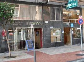 Hotel Bedoya, Santander
