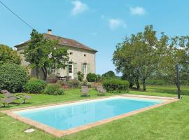 Ferienhaus mit Pool Cancon 300S, Канкон (рядом с городом Lougratte)