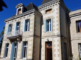 Chateau de L'Allee, Gontaud-de-Nogaret (рядом с городом Birac-sur-Trec)