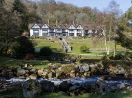 Gidleigh Park Hotel, Chagford (рядом с городом Gidleigh)