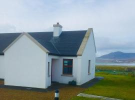 Minaun Cliff Cottages, Achill Sound