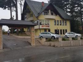 Motel & Restoran Lovačka Priča, Tešanj (Tešanjka yakınında)