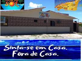 Temporada Casa na Ilha de Itamaracá, Itamaracá (Vila Velha yakınında)