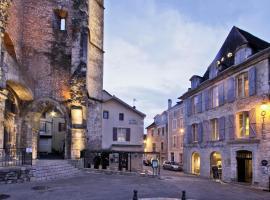 Le Pavillon Saint-Martin, Souillac