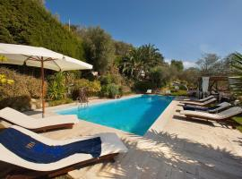 An exclusive Villa with all the comforts and entertainment offered, Postiglione (Scorzo yakınında)