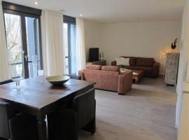 Prachtig ruim appartement WC1