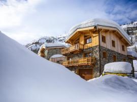 Chalet Monte Bianco