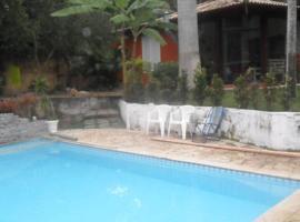 Casa campo Itaipu Niterói, Pendotiba