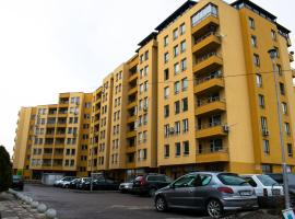 Apartments Sunflowers Airport, Sofya (Ravno Pole yakınında)
