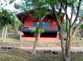 Babhills Resort, Akosombo (рядом с городом Aveji)