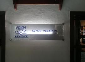 Hotel Parature, Inírida (Near Vichada)