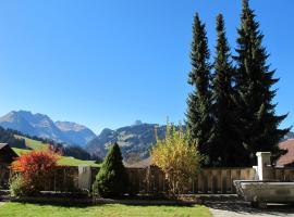 Cala Sol, Gstaad (Hornkessel yakınında)