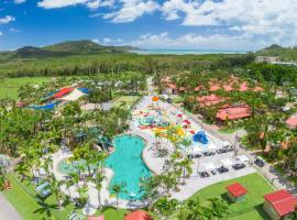 BIG4 Adventure Whitsunday Resort, Эйрли-Бич