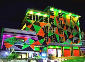 Sevensix Hotel Balikpapan, Баликпапан