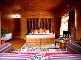 Hotel Royal Palace - Leh, Лех (рядом с городом Khardūng)