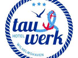 tauwerk Hotel, Wilhelmshaven