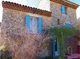 Three-Bedroom Holiday Home in Villes sur Auzon, Villes-sur-Auzon