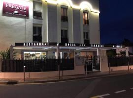 Hôtel La Frégate, Canet-en-Roussillon