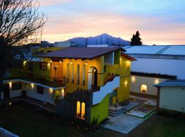 Hotel Las Candelas, Huamantla