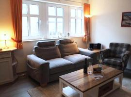 Inselresidenz Strandburg Juist - Wohnung 107 (Ref. 52044), Juist