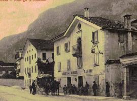 Antico Albergo Sant'Antonio, Fonzaso (Faller yakınında)