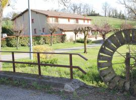 Chambre d'Hôtes Le Moulin d'Encor, Le Moulin d'Encor (рядом с городом Endouffielle)
