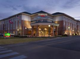Courtyard by Marriott Fort Smith Downtown, Fort Smith