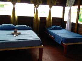 Hostel Restaurante Gamboa, Santa Rosa (Paumari yakınında)