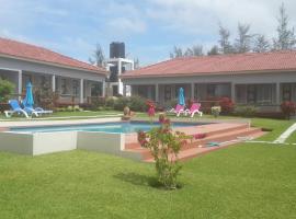 Mahungo Resort, Bilene