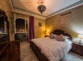 Menzeh Zalagh 2Boutique Hôtel & Sky, Fesas