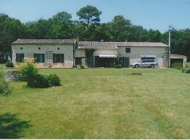 Le Planel, Rampieux (рядом с городом Tourliac)