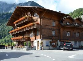 Hotel Heimat, Wilderswil
