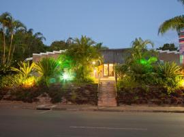 St. Lucia Safari Lodge, St. Lucia