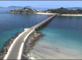 exclusivo en isla privada, Vigo