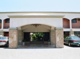 Real Hotel, Tecomán (Nær Cuyutlán)