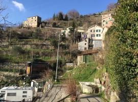 Genova casa in campagna, Cenova (Fontanegli yakınında)