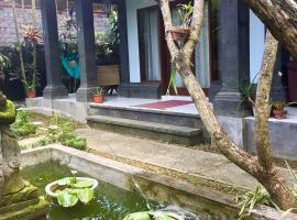 Villa Dangelo, Санур (рядом с городом Bea Cukai)