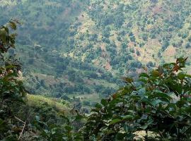 ambangulu cliff lodge, Manka
