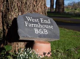 West End Flower Farm Bed and Breakfast, Элтон