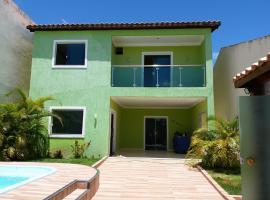 Casa Arembepe, Jauá (Arembepe yakınında)