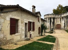 Au Pied du Chateau, Bourdeilles (рядом с городом Lisle)