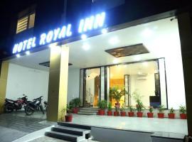 Hotel Royal Inn, Chittaurgarh (рядом с городом Ghātiāoli)